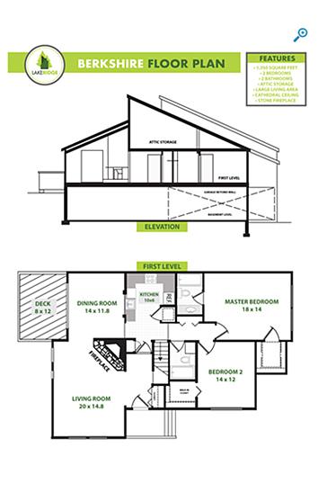 Berkshire Floorplan