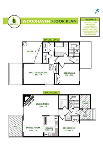 Woodhaven Floorplan